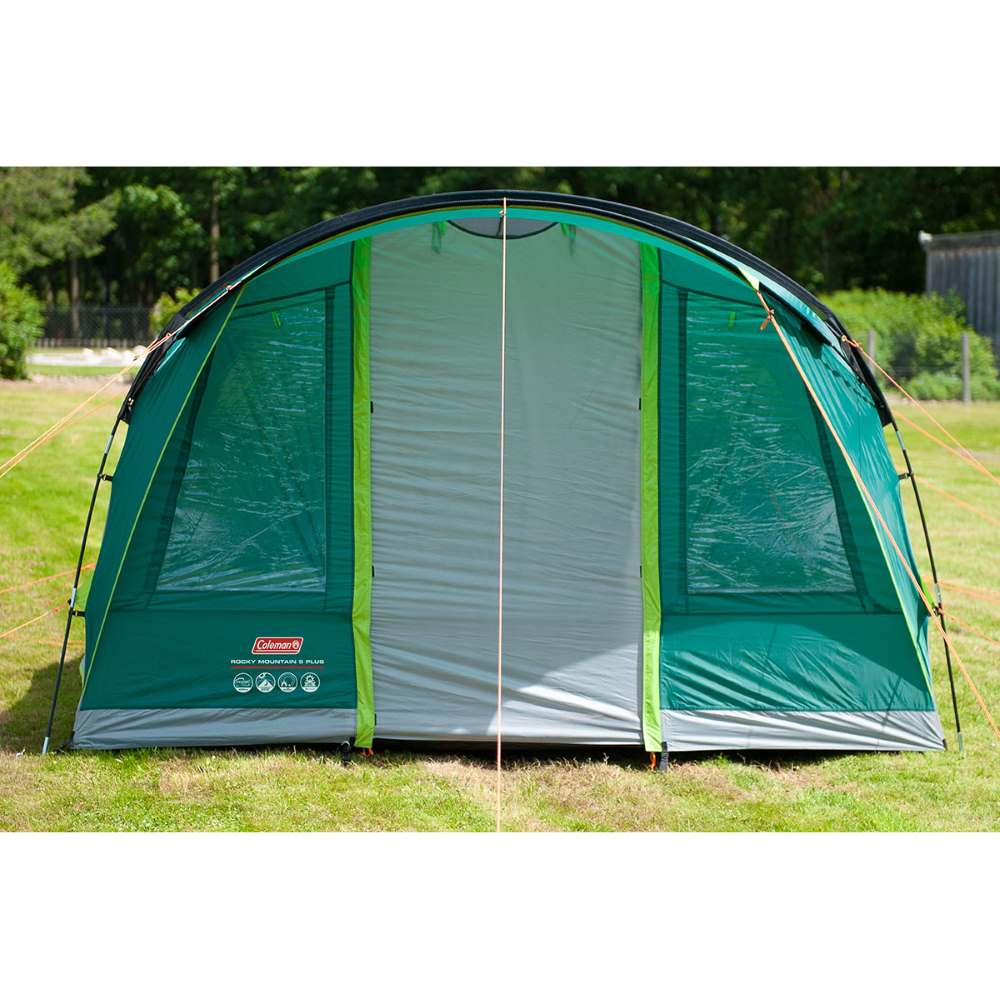 coleman northstar 5 tent instructions