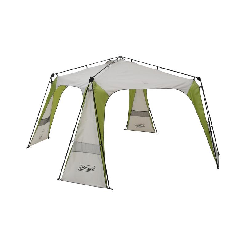 Coleman Instant Shelter : Coleman instant event shelter