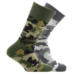 Product image of Horizon Kids Outdoor Ankle Socks - 2 Pair Pack