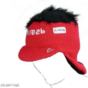 Kids Mad Hat with Faux Hair