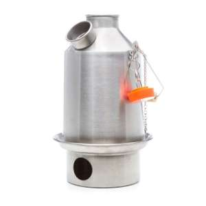Kelly Kettle Scout  Stainless Steel