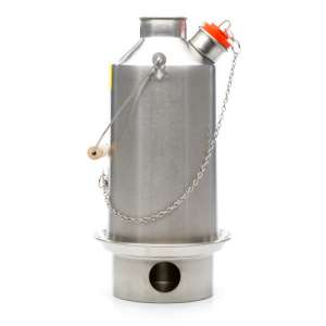 Image of Kelly Kettle Base Camp - Stainless Steel