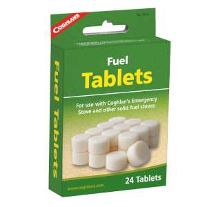 Image of Coghlan s Solid Fuel Tablets - 24 pack
