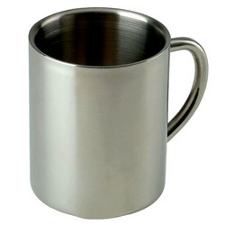 Image of Stainless Steel Thermal Mug - 300ml