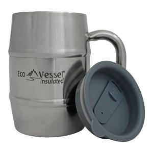Image of 16oz Double Barrel Mug