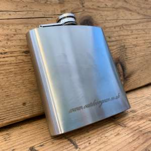 Hip Flask  6oz