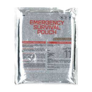 Image of Emergency Survival Pouch - Strawberry Flavour