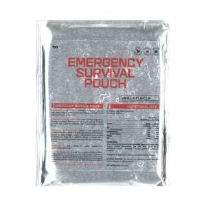 Image of Emergency Survival Pouch - Vanilla Flavour