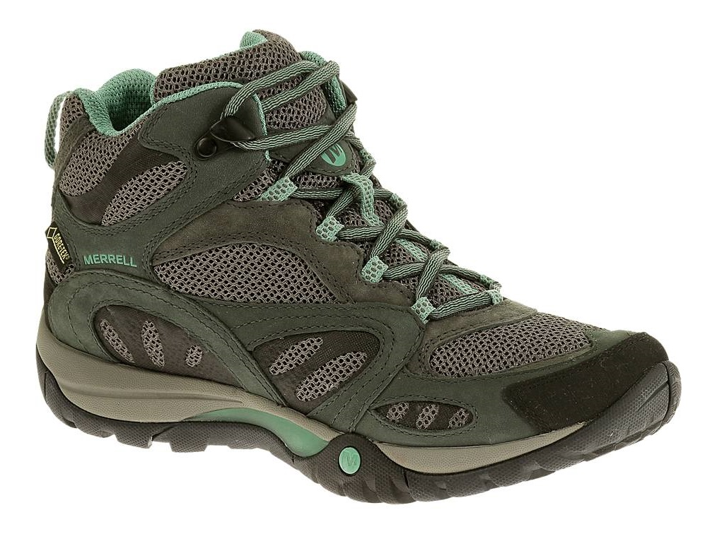 valtava inventaario hyviä diilejä uusin kokoelma Women S Merrell Azura Mid Gore-Tex Hike Boot