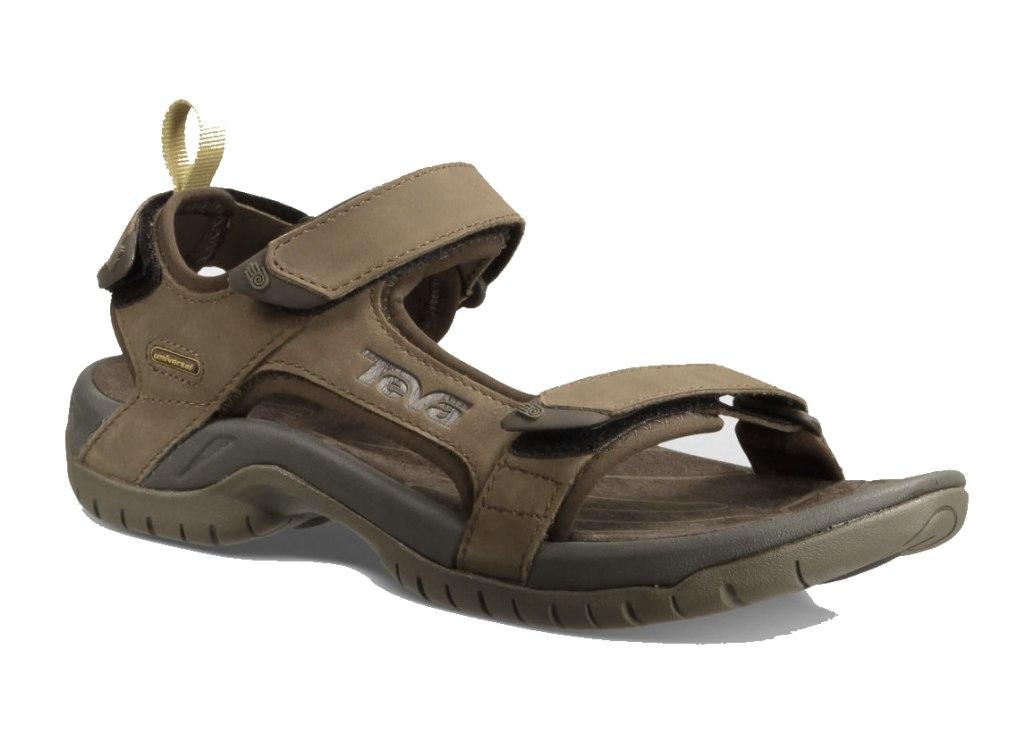 290fbb9a12e3 Teva Tanza Leather Sandal Brown Teva Tanza Leather Sandal Brown ...