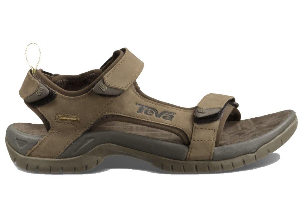1b72a12d6dee ... Teva Tanza Leather Sandal Brown Teva Tanza Leather Sandal Brown ...