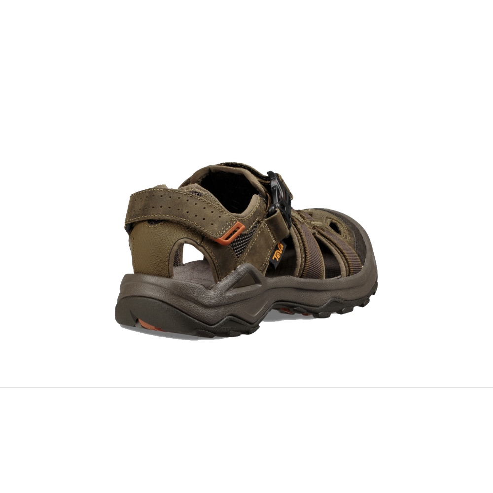 e689ab6fb38297 ... Teva Omnium 2 Leather Sandal Dark Oliv Teva Omnium 2 Leather Sandal  Dark Oliv ...
