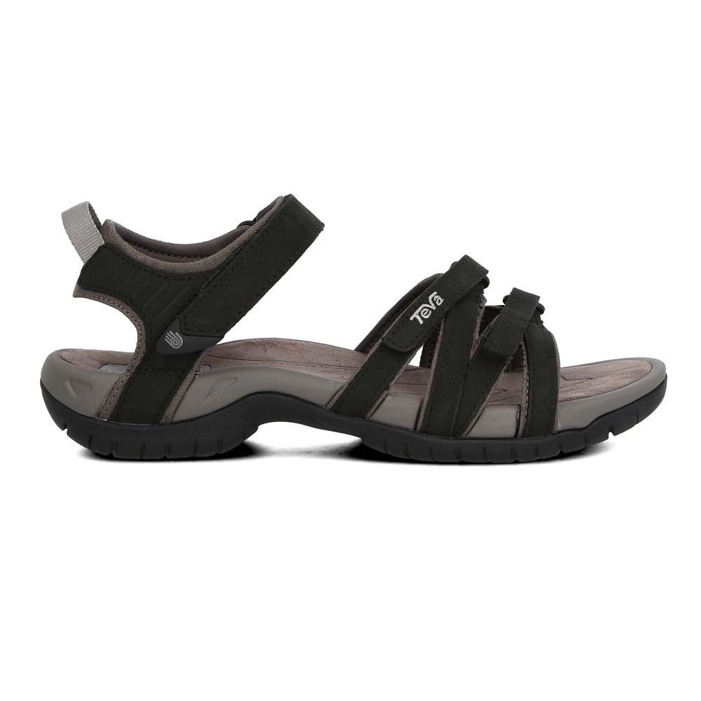 991b81234ce1 Teva Women s Tirra Leather Sandal Blac Teva Women s Tirra Leather Sandal  Blac ...