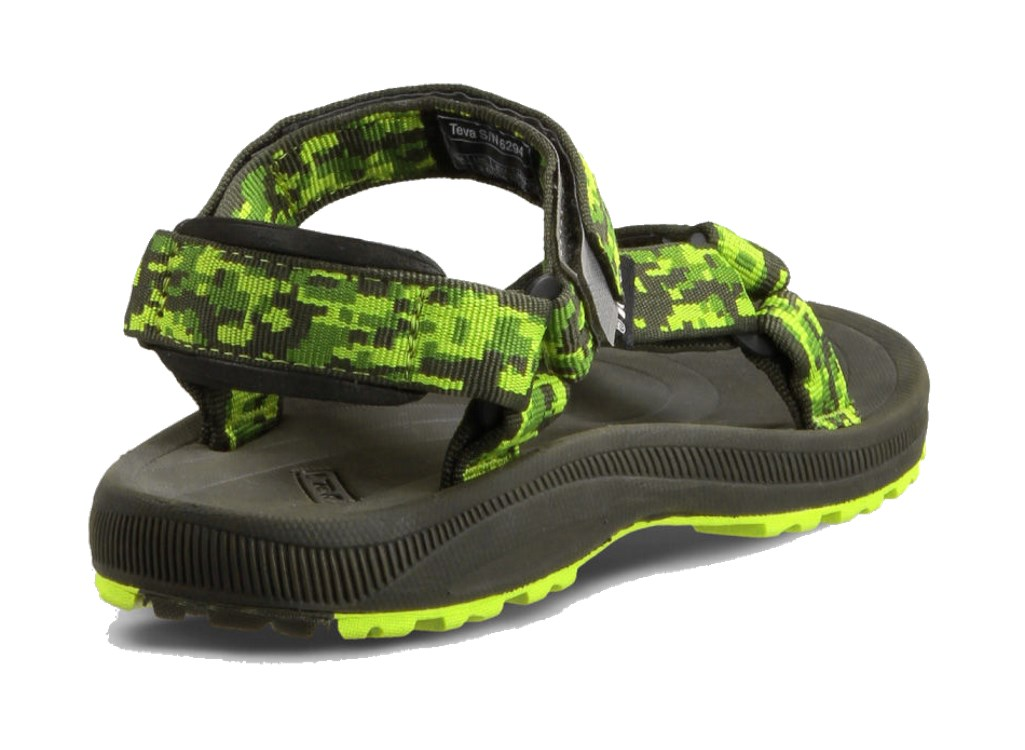 261d18378 ... Teva Youths Hurricane 2 Sandals Green Teva Youths Hurricane 2 Sandals  Green ...