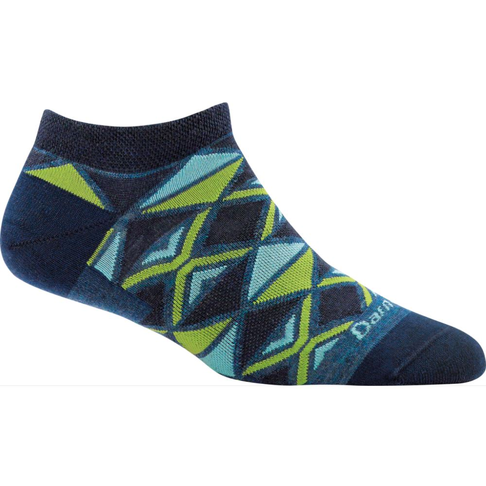 755b6172d3b Darn Tough Womens El Sarape No Show Light Socks
