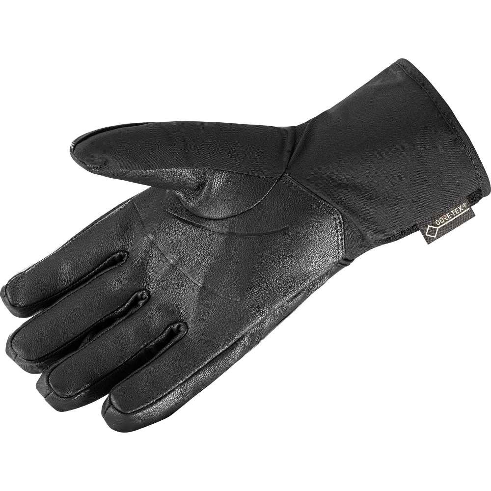 27d6bd5ec52 ... Salomon QST GTX Gloves Black Salomon QST GTX Gloves Black · Salomon QST  GTX Gloves Black/Kangaroo ...