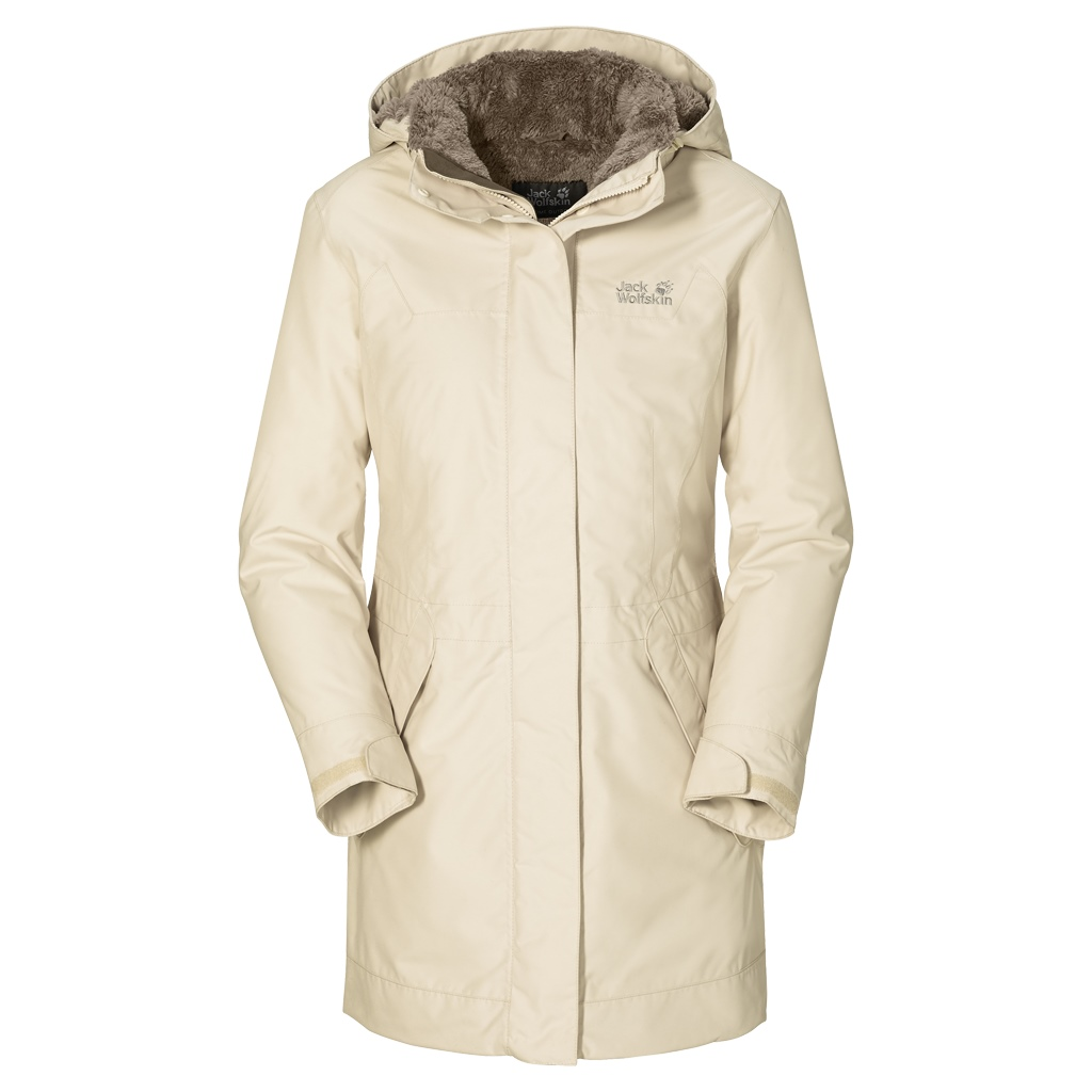 jack wolfskin womens 5th avenue insulated waterproof coat. Black Bedroom Furniture Sets. Home Design Ideas