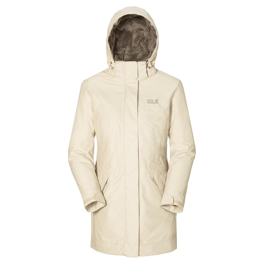 Jack Wolfskin Women's 5th Avenue Waterproof Coat