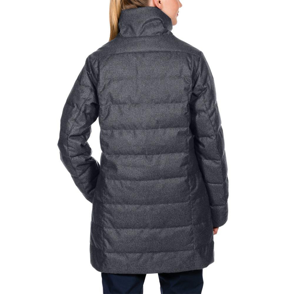 jack wolfskin damen baffin bay jacket coat