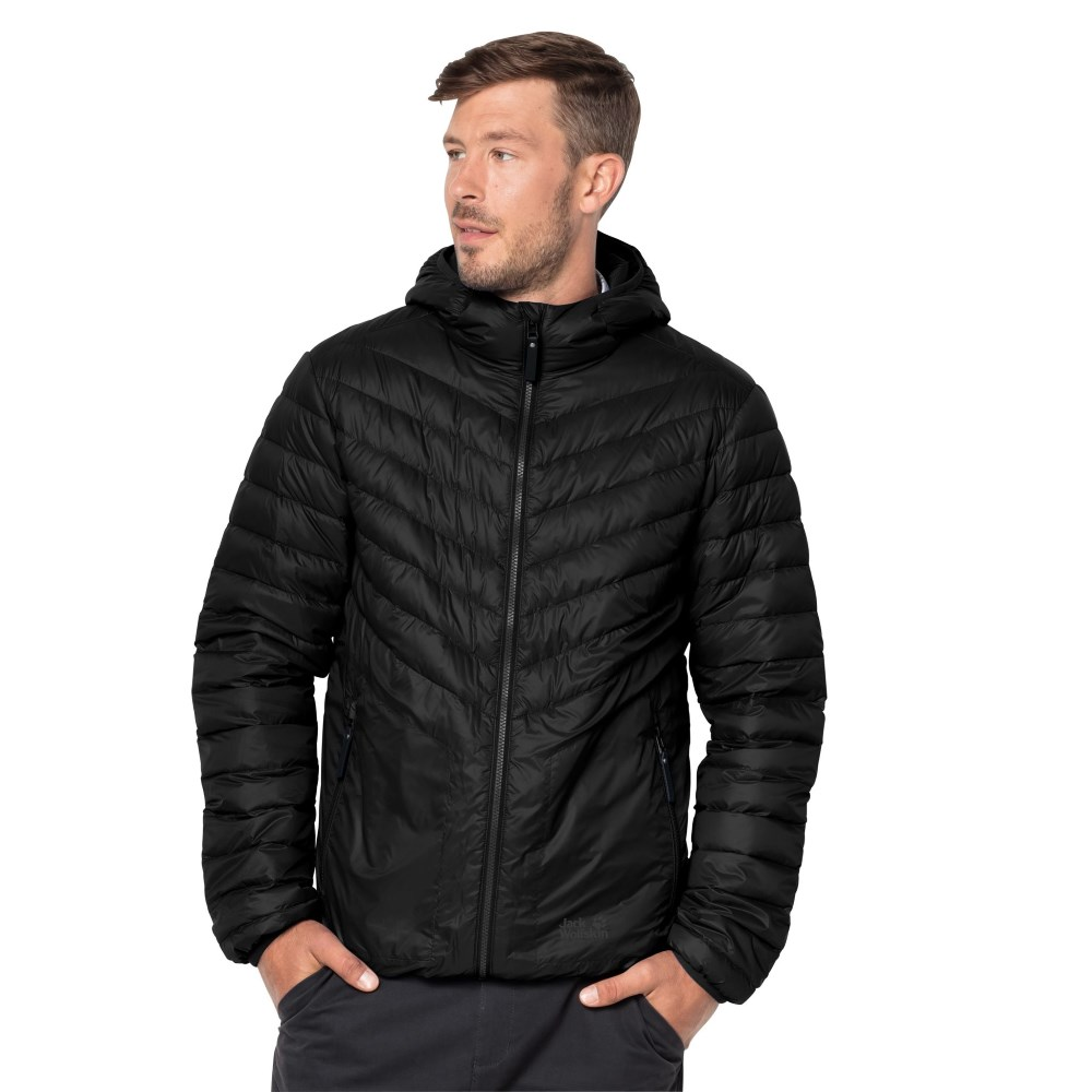 77c62998beb ... Jack Wolfskin Vista Down Jacket Black Jack Wolfskin Vista Down Jacket  Black ...
