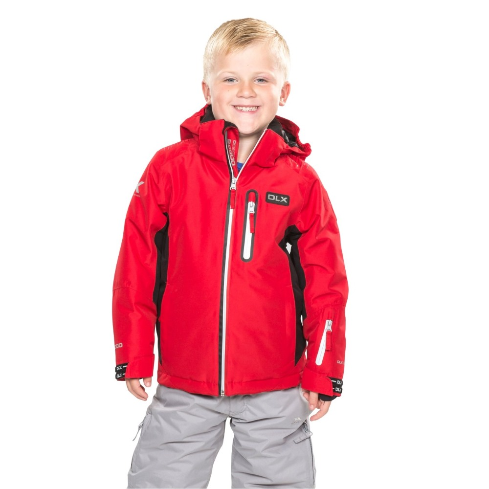 6c08106003 ... Trespass Kids Castor DLX Ski Jacket Re Trespass Kids Castor DLX Ski  Jacket Re