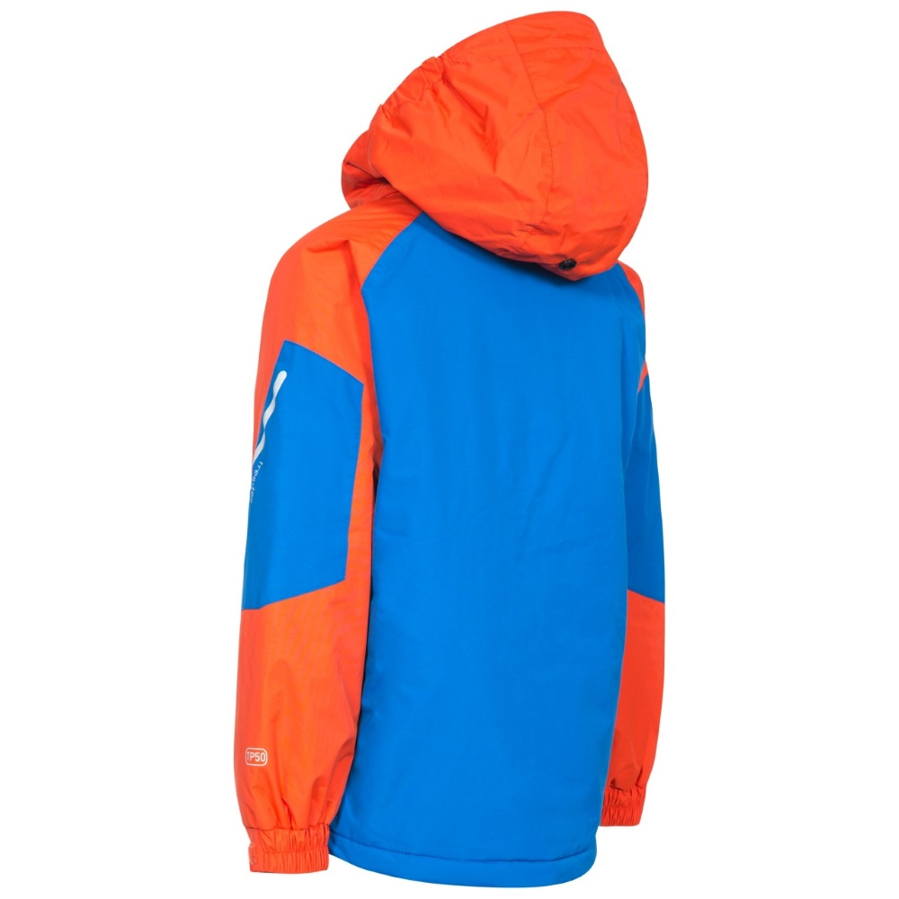4d9e915abe ... Trespass Kids Debunk Ski Jacket Blue H Trespass Kids Debunk Ski Jacket  Blue H