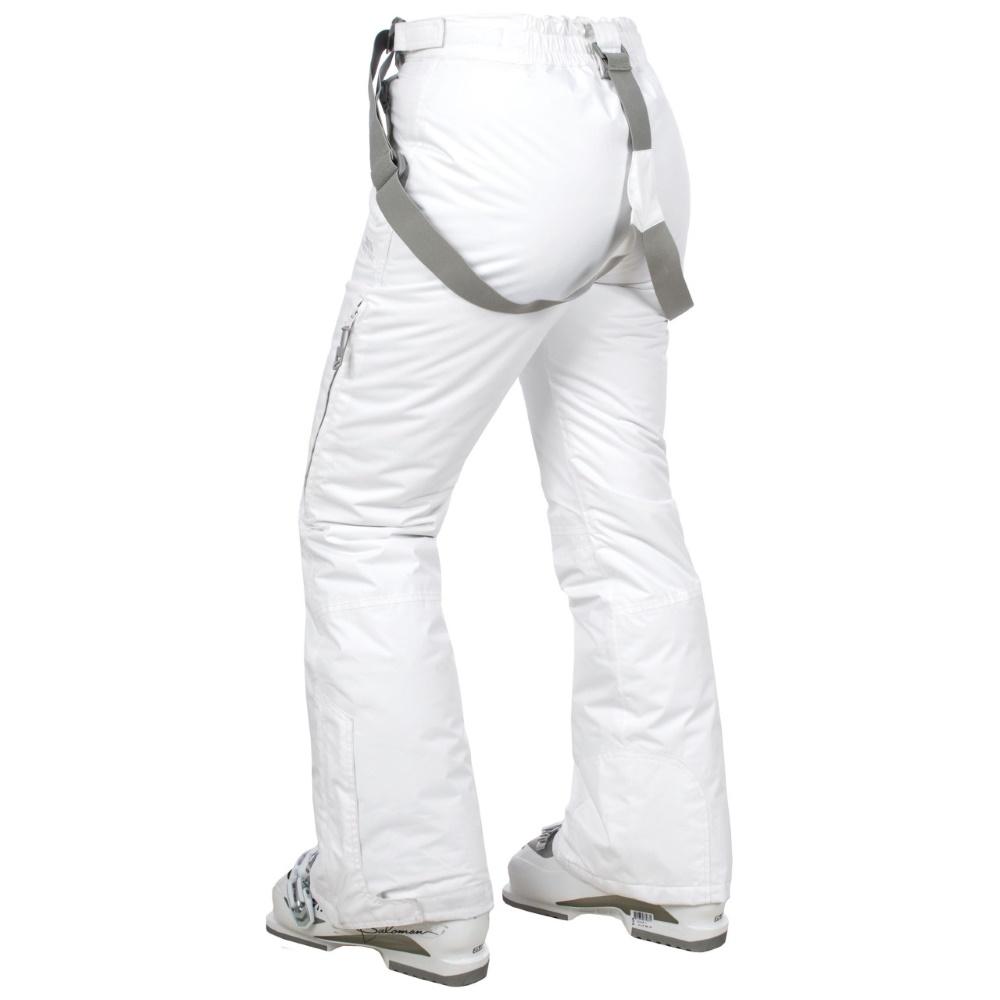 ... Trespass Womens Lohan Ski Pants White Trespass Womens Lohan Ski Pants  White 662f0def8