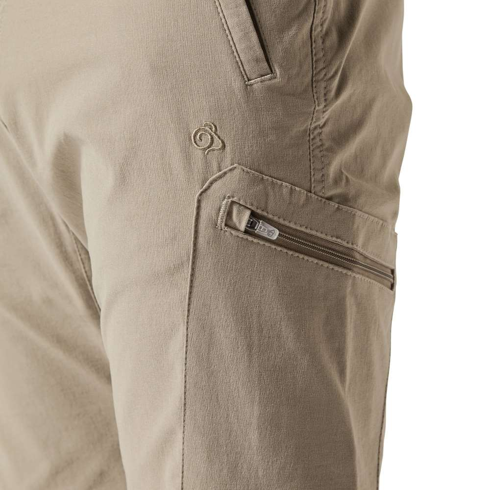 a81dda18939 Mountain Warehouse Explore Womens Convertible Trousers - Antimosquito Ladies  Pants