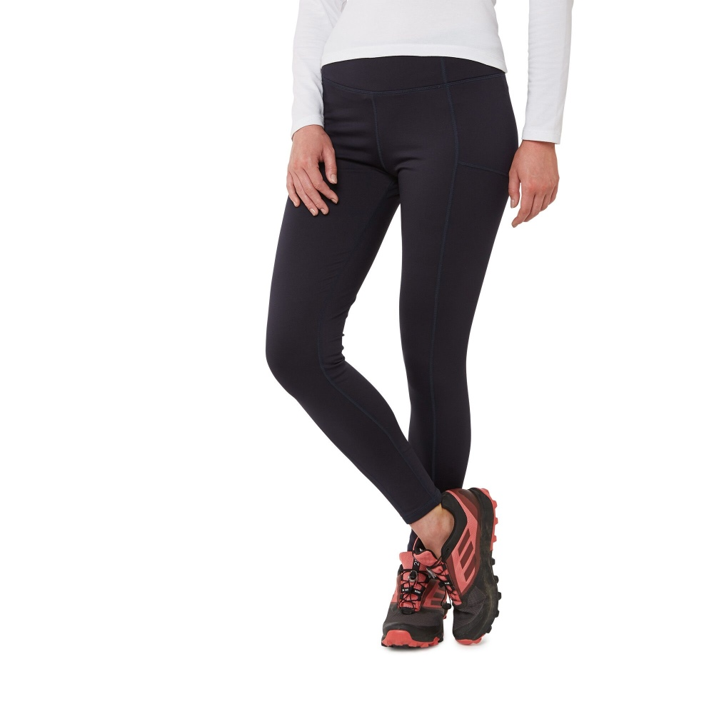 Craghoppers Womens//Ladies Winter Trekking Stretch Trousers