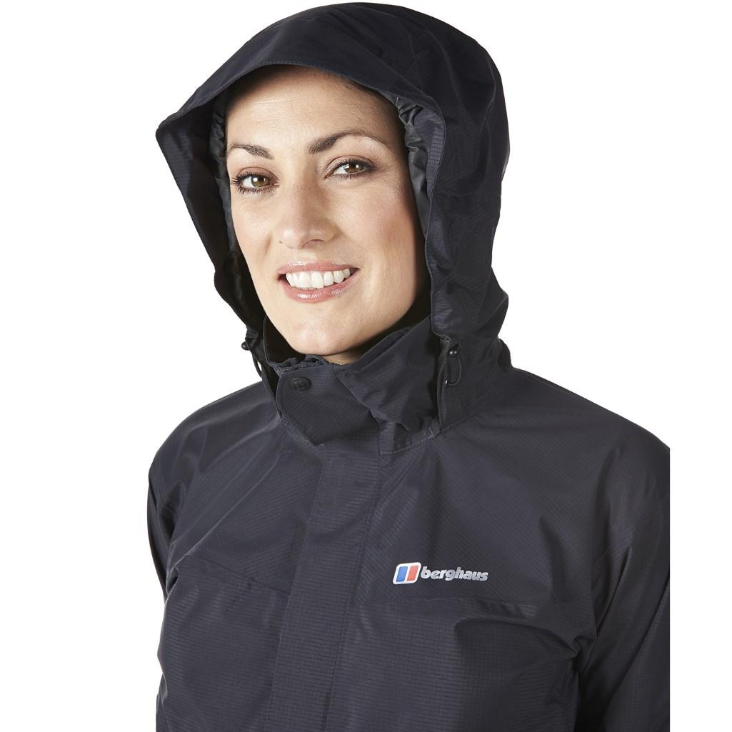 huge discount 172f5 94c4c Berghaus Womens Light Hike Hydroshell Jacket