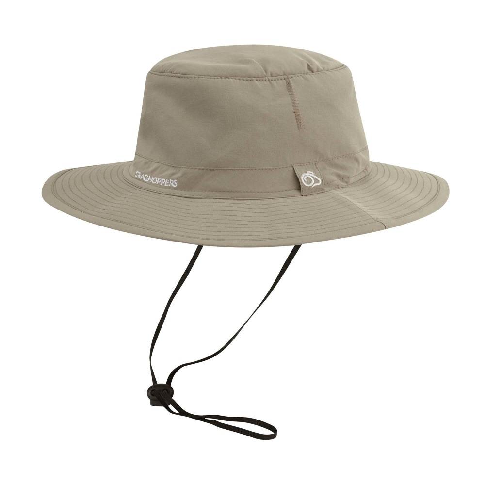 cae86174bc3 ... Craghoppers NosiLife Outback Hat Pebbl Craghoppers NosiLife Outback Hat  Pebbl