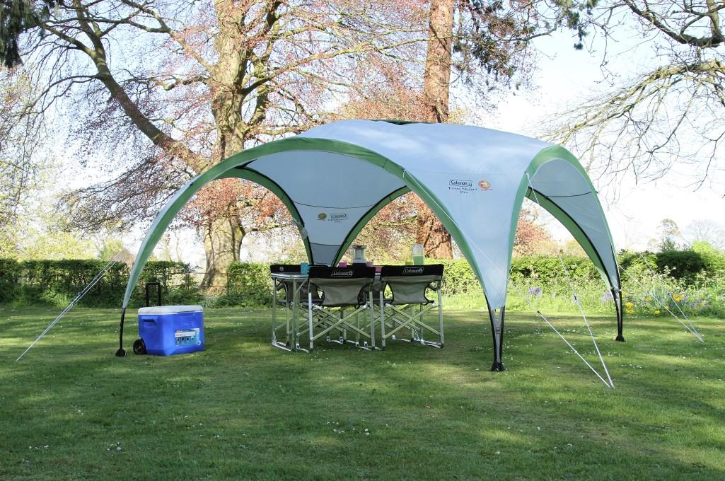 coleman event shelter pro xl 15x15. Black Bedroom Furniture Sets. Home Design Ideas