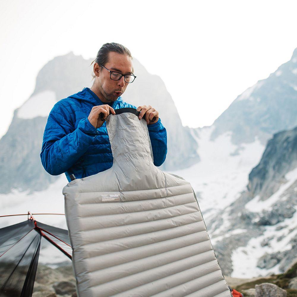 self inflating mattress instructions