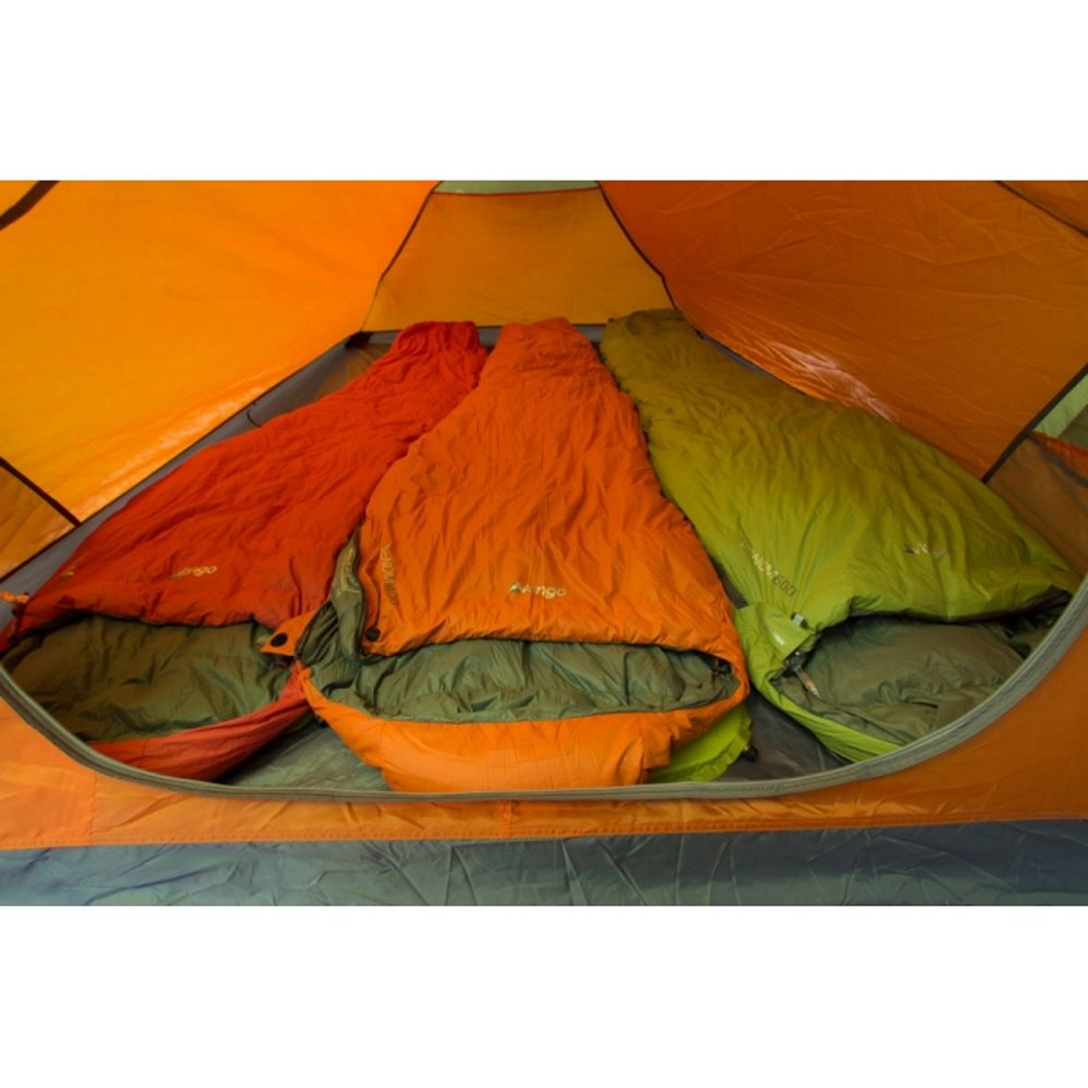 huge discount 2c70d 1a1ba Vango Venom 600 Down Sleeping Bag