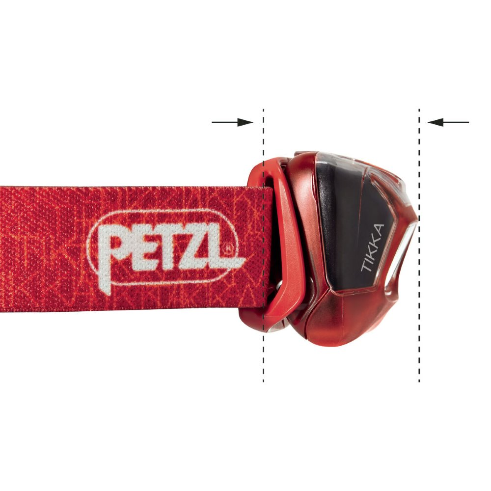 petzl tikka headlamp instructions