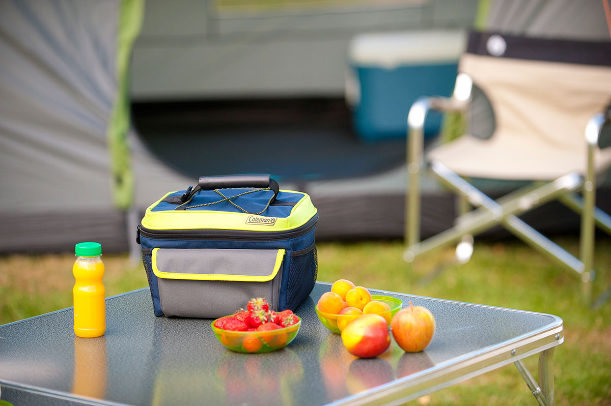 Coleman 10 Can Rugged Lunch Box Taraba Home Review