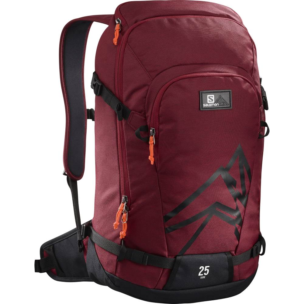 a938e7b2e3 Salomon Side 25 Backpack Biking Red Bl Salomon Side 25 Backpack Biking  Red Bl ...