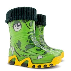 Product image of Toughees Kids Character Lined Wellies