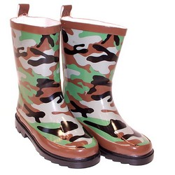 Product image of Kids Camouflage Wellies