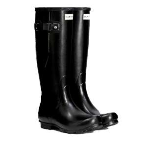 Hunter Womens Norris Field Side Adjustable Wellington Boots