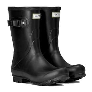 Hunter Women s Norris Field Short Wellington Boots