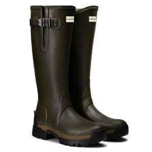 Hunter Womens Balmoral Side Adjustable 3mm Neoprene Wellington Boot