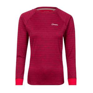 Berghaus Womens Thermal Tech Tee Long Sleeve Baselayer