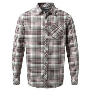 Craghoppers Bjorn Long Sleeved Check Shirt