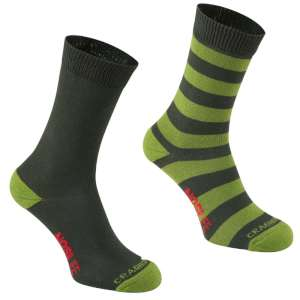 Product image of Craghoppers NosiLife Travel Socks - 2 Pack