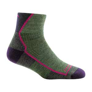 Darn Tough Womens Hiker 1/4 Sock Cushion