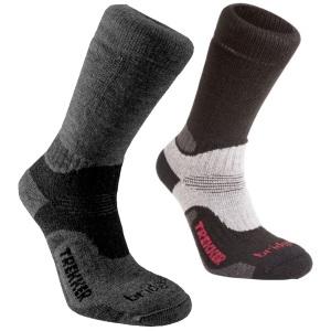 Product image of Bridgedale WoolFusion Trekker Socks - 2 Pack