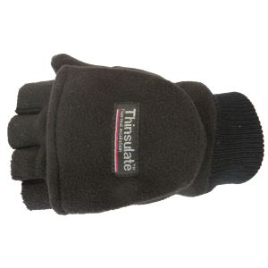 Trekmates Ladies Youths Fleece Shooter Mitts