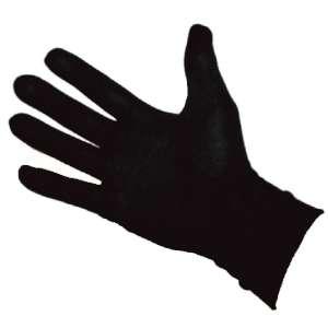 Aquarius Silk Gloves