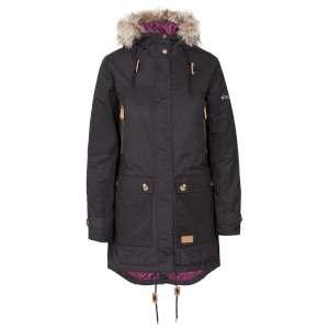 Image of Trespass Womens Clea Parka Waterproof Parka Jacket